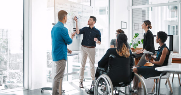 The new law on disability in companies